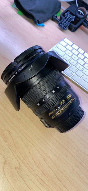 Nikon 12-24mm F4 for Sale in Las Vegas, NV