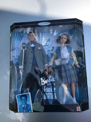 Sinatra and Barbie for Sale in Burrillville, RI