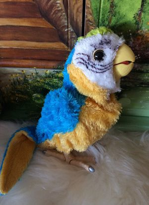 FurReal friends baby parrot+ Big Parrot for Sale in Darien, IL