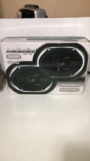 Audio pipe speaker 6/8 for Sale in Aurora, IL