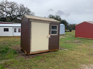 6x8 repo superior shed for Sale in Tampa, FL