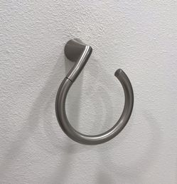 MOEN Glyde Towel Ring in Brushed Nickel. NEW. Good Quality for Sale in Auburn,  WA