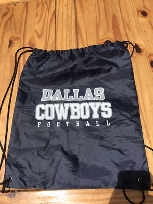 Dallas Cowboys String Backpack for Sale in Mesquite, TX