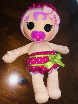 Toy baby lalaloopsy for Sale in Alafaya, FL