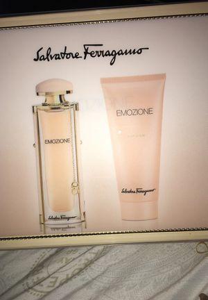 Salvatore Ferragamo Emozone perfume for Sale in S WILLIAMSPOR, PA
