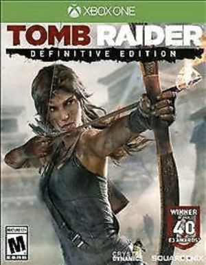 Tomb Raider Definitive Edition XBox One for Sale in Kansas City, MO