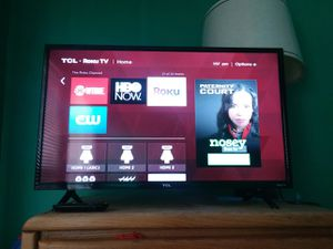 "TCL Roku TV 32"" for Sale in Newport News, VA"
