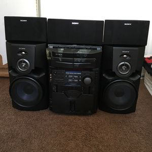Sony Speaker for Sale in San Leandro, CA
