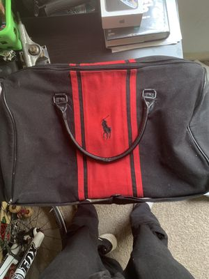 Polo duffle bag for Sale in Chillum, MD