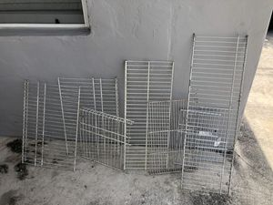 Metal shelves for Sale in Doral, FL