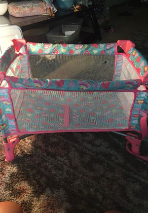 Baby doll crib for Sale in Nashville, TN