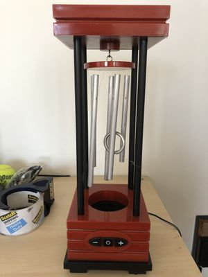 Relaxation electrical wind Chime for Sale in Frederick, MD