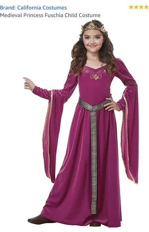Medieval princess costume for Sale in Los Angeles, CA