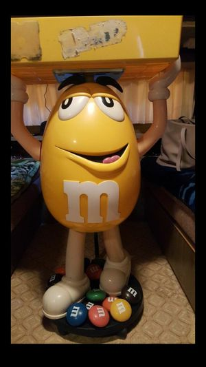 Collectible M&M Statue for Sale in Portland, OR