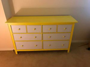 IKEA Hemnes 8 drawers dresser excellent condition and ikea 3 drawers dresser e for Sale in National City, CA