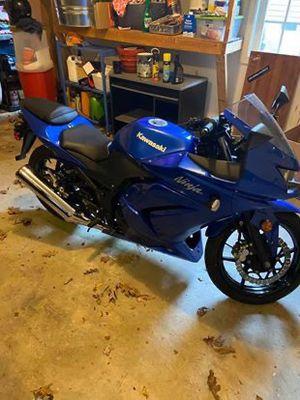 2009 Kawasaki ninja 250 cc for Sale in Ashburn, VA
