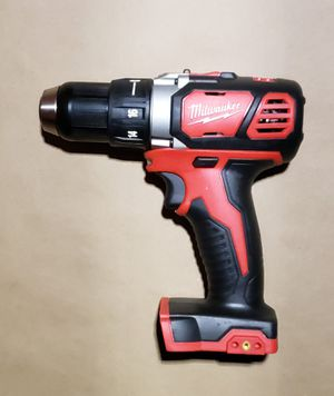 Milwaukee M18 18-Volt Lithium-Ion Cordless 1/2 in. Drill Driver (Tool-Only) for Sale in Greenville, SC