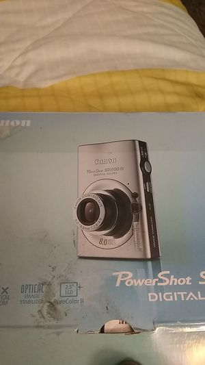 Canon power shot sd1100 is digital camera for Sale in Phoenix, AZ