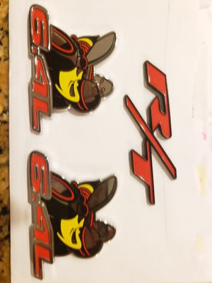 Dodge challenger scatpack badges 6.4 R/T for Sale, used for sale  Fontana, CA