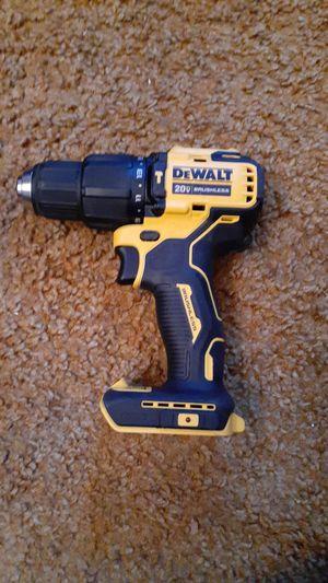 Dewalt 20V Brushless Hammer Drill for Sale in COCKYSVIL, MD