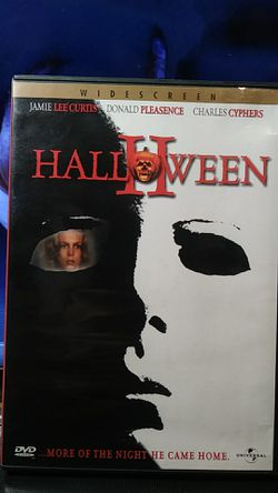 Halloween 2 DVD for Sale in Tracy,  CA