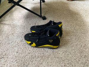 "Jordan 14 ""Thunders"" sz 10 for Sale in Morgantown, WV"