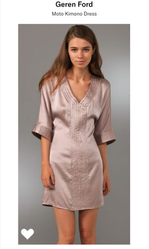 Geren Ford Moto Kimono Dress - Size Small - Pink - Used for Sale in Chicago, IL