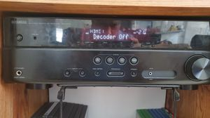 Yamaha RX-V379 5.1 with Speakers for Sale in Westford, MA