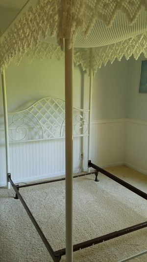 Canopy Bed Frame for Sale in Roscoe, IL