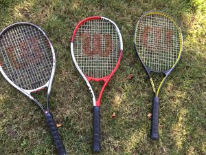 Tennis Rackets for Sale in Trumbull, CT