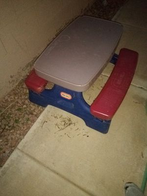 Little Tikes® Picnic Table for Sale in Scottsdale, AZ