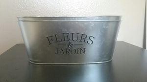 Metal Flower Pots for Sale in Mesa, AZ