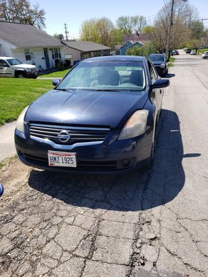 2007 Nissan altima 2.5s for Sale in Marion, OH