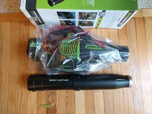 Greenworks Pro 60V Blower 540CFM for Sale in Washington, DC