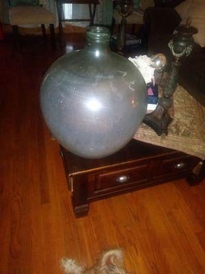 Antique Demijohn Glass for Sale in Dallas, TX