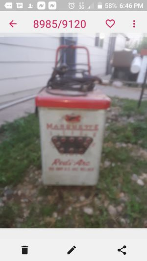 Marquette AC Arc Welder for Sale in Raton, NM