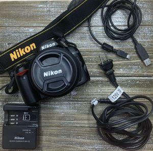 Nikon Camera D3000 for Sale in Richmond, TX