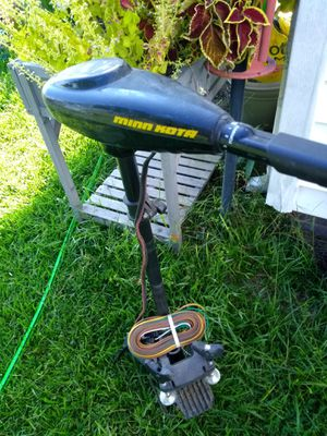 Trolling motor for Sale in Smithfield, NC