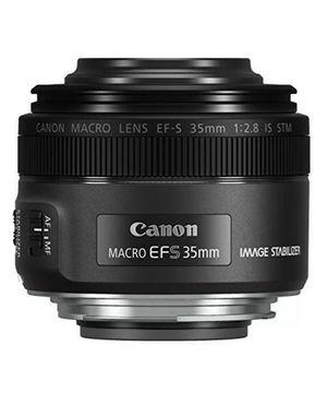 Canon Single Focus Macro Lens EF-S35mm F2.8 Macro IS STM APS-C Compatible for Sale in Coronado, CA