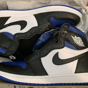 Ds Air Jordan Royal Toe 1s Size 10.5 for Sale in Houston, TX