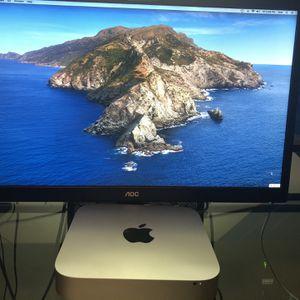 Mac Mini 2014 w/ Logic Pro X & Ableton 10 Suite — 16GB RAM, 3 GHz Dual-core Intel i7 for Sale in Charlestown, IN