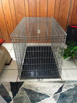 """MIDWEST Homes for Pets, XL wire dog crate: 30"""" W X 35"""" H X 48"""" L for Sale in Gainesville,  FL"""