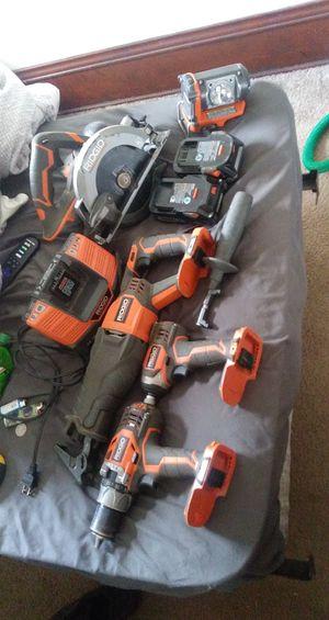 Ridgid Tool Set for Sale in Williamsport, PA