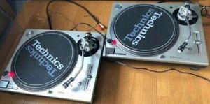 Technics SL 1200Mk3D (Pair) for Sale in Brooklyn, NY