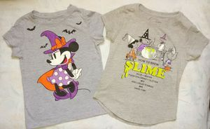 Halloween XS (4-5) girls shirts for Sale in Norwalk, CA