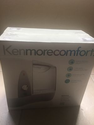 Humidifier - warm mist for Sale in Coral Springs, FL