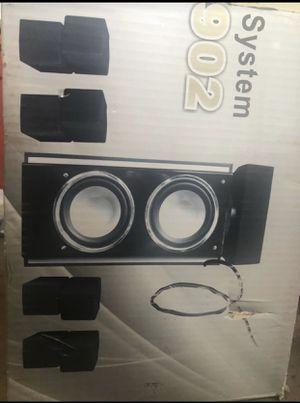 Speaker System 5 set NEW for Sale in Pueblo, CO