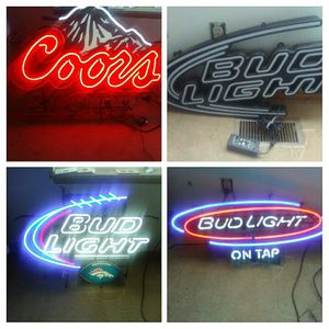 Neon Wall/Bar/Man Cave signs for Sale in Colorado Springs, CO
