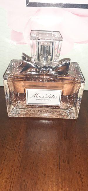 Miss Dior eau de perfume 3.4floz $79 for Sale in Ontario, CA