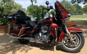 2016 Harley Davidson Ultra Classic Low for Sale in Georgetown, TX